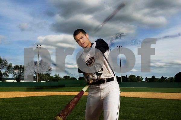 Monica Maschak - mmaschak@shawmedia.com<br /> Sycamore's Nate Haacker is the 2014 Daily Chronicle baseball player of the year.