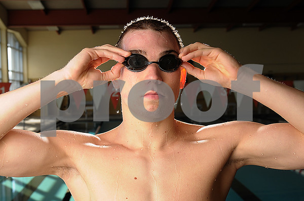 Danielle Guerra - dguerra@shawmedia   Dekalb-Sycamore sophomore swimmer Daniel Hein was named 2014 Daily Chronicle Swimmer of the Year. Hein finished seventh at state in the 100 butterfly, third in the 100 backstroke, and was a part of the seventh place 200 medley relay team.