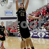 Monica Maschak - mmaschak@shawmedia.com<br /> Sycamore's Brett Bemis reaches for the rebound in the third quarter of the class 3A sectional semifinal game against Marian Central at Hampshire High School on Wednesday, March 12, 2014. Sycamore won, 58-49.