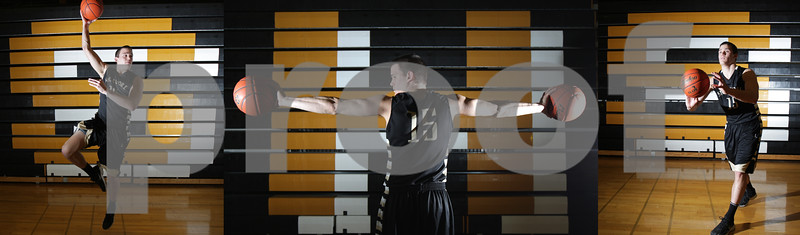 Monica Maschak - mmaschak@shawmedia.com<br /> Sycamore Senior Devin Mottet is the 2013-14 Daily Chronicle Boys Basketball Player of the Year.