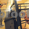 Danielle Guerra - dguerra@shawmedia.com  <br /> Malta pig farmer Ed Arndt checks on a sow and her litter on Tuesday, April 29, 2014.  In February, Arndt lost four weeks worth of litters to the porcine epidemic diarrhea virus which effected many pig farms throughout DeKalb County. PEDV claimed about 1,000 newly born pigs on Arndt farm alone in a month.