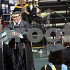 Monica Maschak - mmaschak@shawmedia.com<br /> Freddrick Hornbuckle Jr. accepts his diploma for nursing at the Kishwaukee College graduation ceremony on Saturday, May 17, 2014.