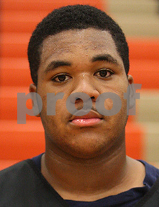 Monica Synett - msynett@shawmedia.com<br /> DeKalb forward Devonte Thompson.