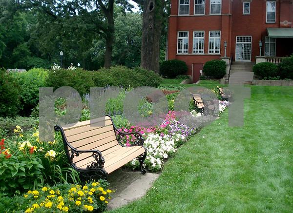 Ellwood House's Wedding Garden.JPG