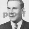 Roland Wylde, senior class photo from Sycamore High School 1945