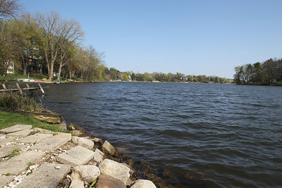 Mike Greene - mgreene@shawmedia.com Woods Creek Lake offers a variety of recreational activities including boating, swimming and fishing. Beginning in June, Butch Hagele Beach and Indian Trail Beach will open to the public for swimming.