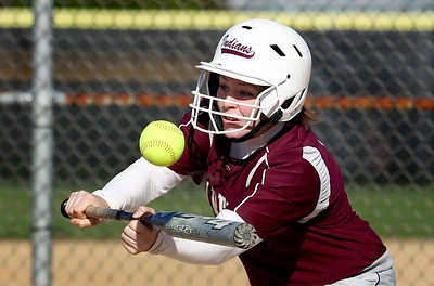 Jenny Kane - jkane@shawmedia.com Wed. April 4, 2012, Marengo defeated Crystal Lake Central 3-0 during their non-conference match-up.
