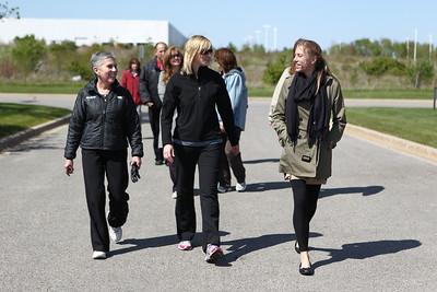 Mike Greene - mgreene@shawmedia.com Anne Nagle, Kristy Kolar, Marlena Wagner Monday, April 23, 2012 in McHenry.