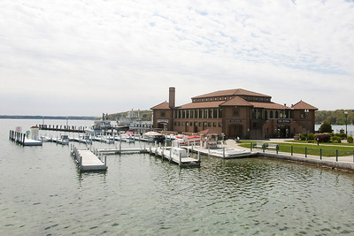 Mike Greene - mgreene@shawmedia.com The Riviera Lakefront Facility overlooks Lake Geneva as seen Tuesday, April 24, 2012 in Lake Geneva. The facility offers meeting facilities, an incredible beach, and an historic ballroom, with nearby boutiques, shops, restaurants and daily boat cruises.