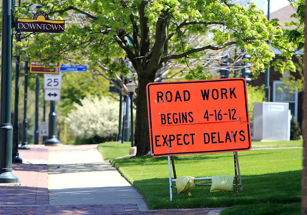 Sandy Bressner - sbressner@shawmedia.com<br /> Construction on Route 64, east of the Fox River in downtown St. Charles is expected to begin this week.