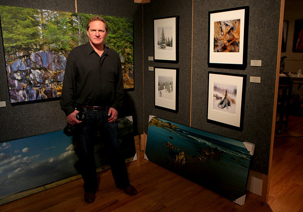 Sandy Bressner@shawmedia.com<br /> Photographer Robert Rydin has been in his gallery and studio space at 514 W. State Street in Geneva for a few months and as been on a month-to-month lease.