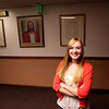 Corinne DeVault, 17, joined the Jesus Christ of Latter-Day Saints church, located in Geneva, when she was 13.