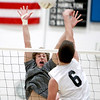 SCE vs SCN boys volleyball