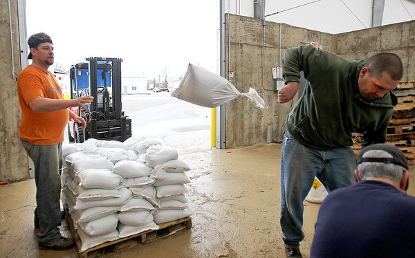 Flooding Impacts Region
