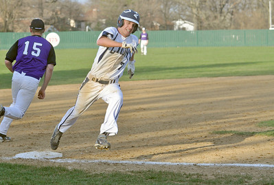 Lisle plays home baseball at Benet