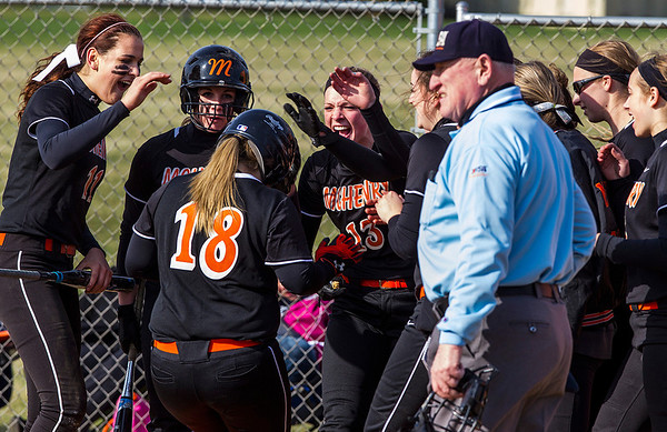 20140416 - Softball Cary-Grove @ McHenry (KG)