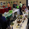 Jeff Krage – For Shaw Media<br /> There were several booth displaying green items during the St. Charles Green Fest at the Hickory Knolls Discovery Center.<br /> St. Charles 4/26/14