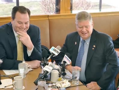 GOP state senators' breakfast