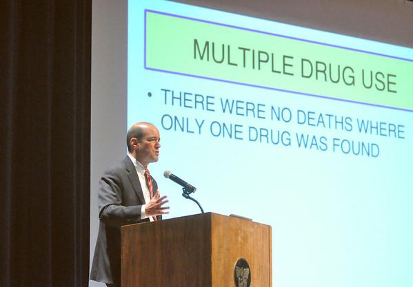 Glenbard South heroin forum