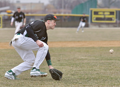 Glenbard West at Hinsdale South baseball