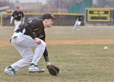 Glenbard West at Hinsdale South baseball