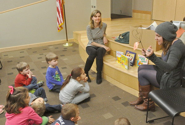 Hinsdale Library smart money
