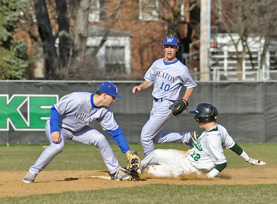 Wheaton North at York baseball
