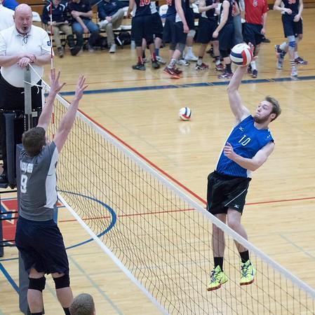 West Aurora Boys Varsity Volleyball Invite Tournament