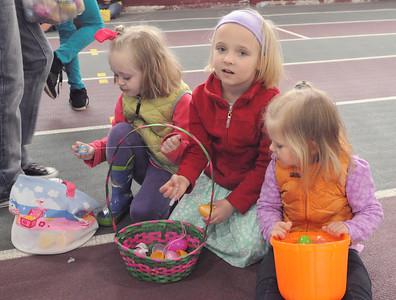 Berwyn Easter egg hunt