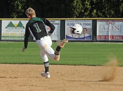 Glenbard West at Hinsdale Central baseball