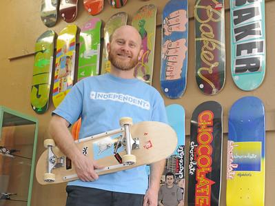 New La Grange skate shop