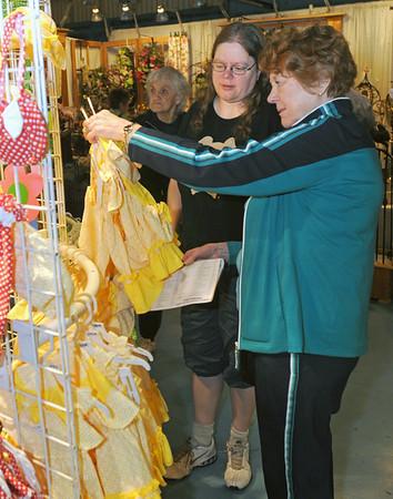 Odeum Spring Arts & Crafts show