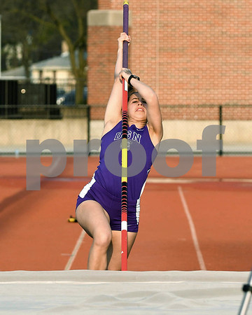 Downers Grove North girls track