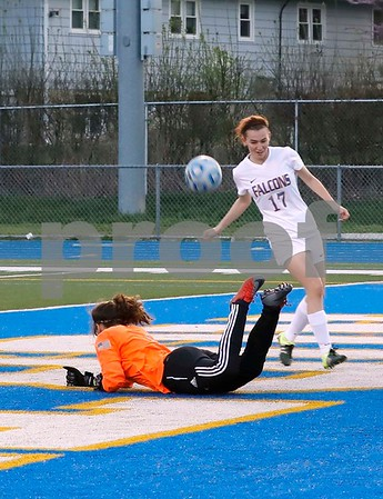 Wheaton North vs Lake Park girls soccer