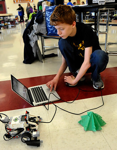 Envirobot , the 5th Annual 4-H Robotics Showcase