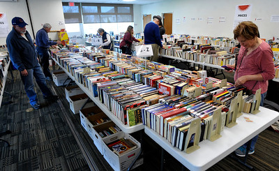 Cary Library Book Sale