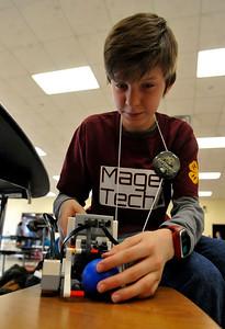 Envirobot , the 5th Annual 4-H Robotics Showcase