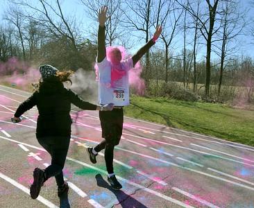 Hannah Beardsley Middle School Color Run