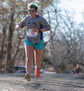"Area residents compete against themselves and each other Sunday, April 29, 2018 in the ""Run Thru the Hills"" 5K and 10K race in Lake in the Hills. KKoontz- For Shaw Media"