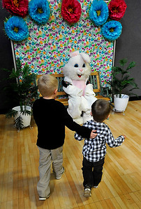 Easter Bunny Breakfast and Egg Hunt