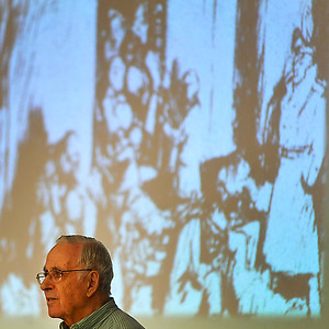 Holocaust survivor Steen Metz