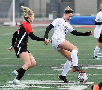 Prairie Ridge Huntley-Soccer