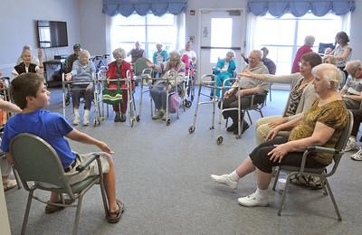 Arden Courts intergenerational programs