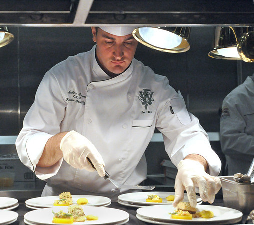 Chefs compete for ACF team