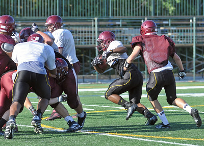 Montini football preview