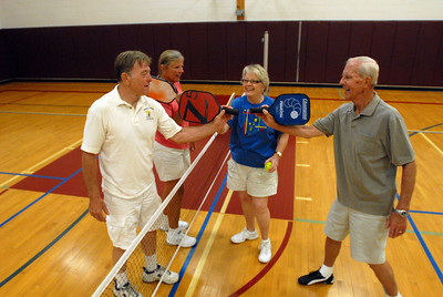 Pickle Ball in Westmont