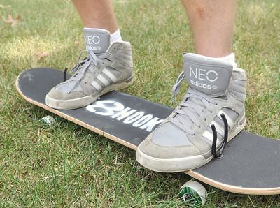 Skateboard skills made easier
