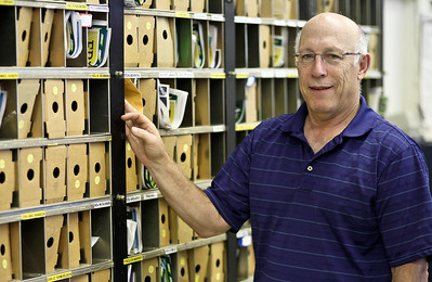Josh Peckler - Jpeckler@shawmedia.com Dan Guttschow will be retiring after 29 years as the Postmaster at the Hebron Post Office.