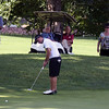 Jeff Krage – For Shaw Media<br /> Chris Thomas putts on the 9th green during Sunday's championship flight of the St. Charles Men's Golf Tournament at Pottawatomie Golf Course. <br /> St. Charles 8/11/13