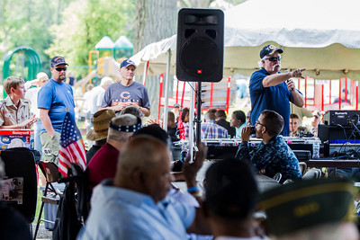 Hospitalized veterans picnic